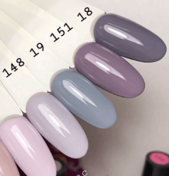 Гель-лак Grattol Color Gel Polish – №151 Steel