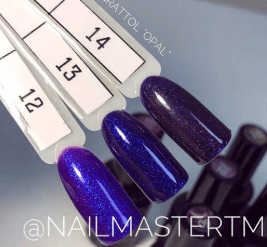 Grattol Color Gel Polish Luxury Stones – Opal 14